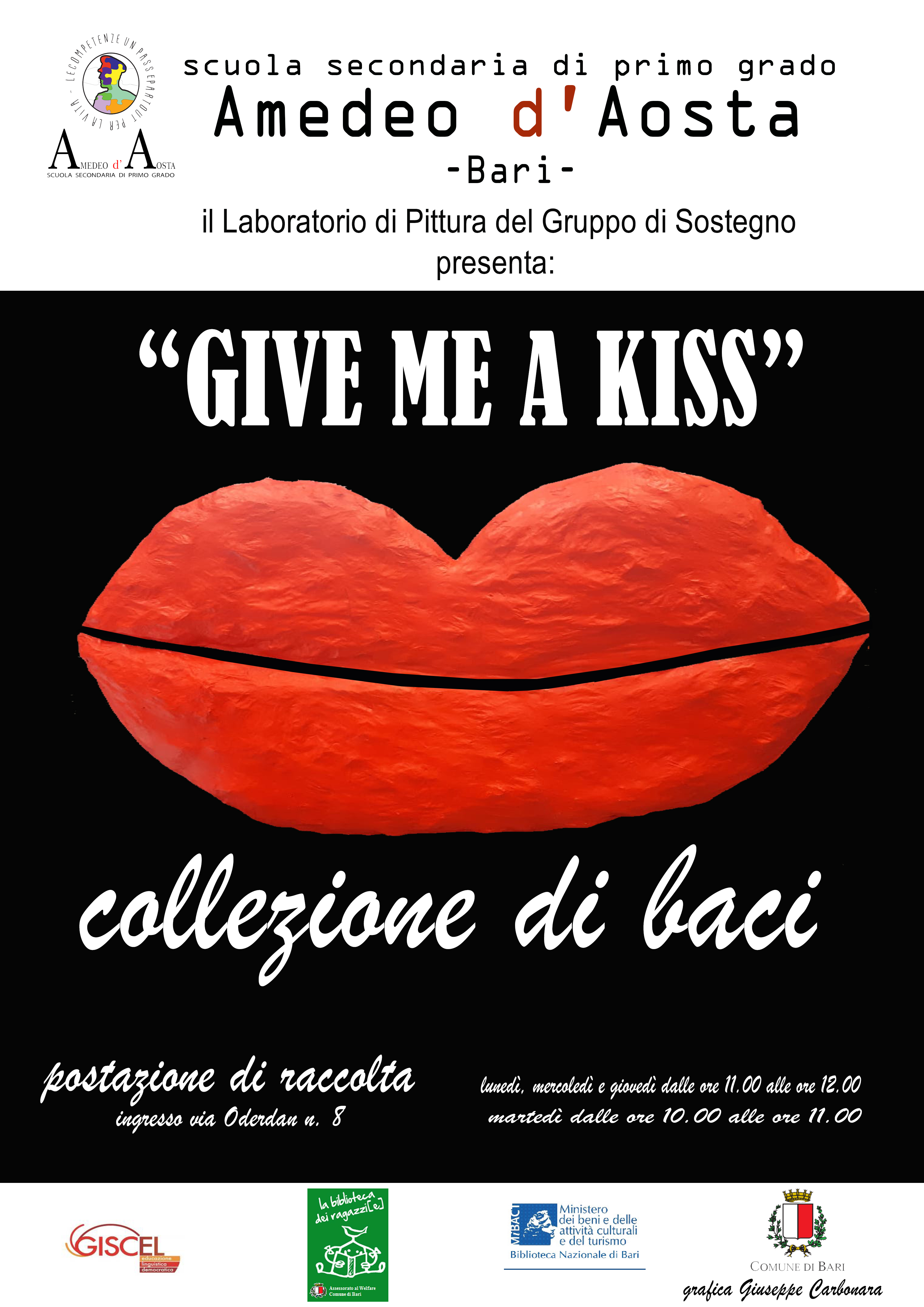 GIVE A ME KISS finale